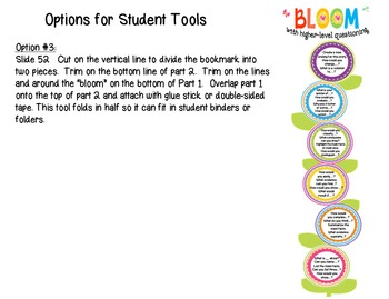 Students BLOOM With Higher-Level Questioning