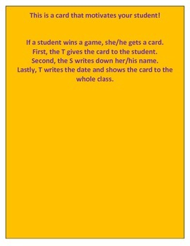 Students' Cards