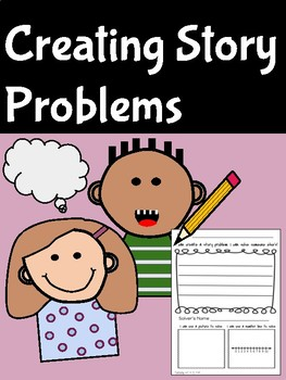 Students Create Story Problems