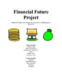 Student Budgeting Bundled Project: Job, Taxes, Student Loa