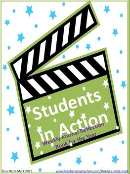 Students In Action Weekly Journal