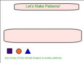 Students Make Patterns
