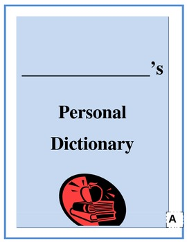 Students' Personalized Dictionary
