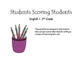 Students Score Student Expository Essays in Preparation for EOC