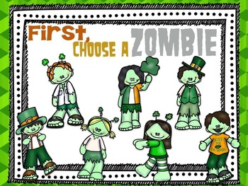 Students Vs. St. Patrick's Day Zombies {44 Games for Rhythmic Practice}