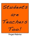 Students are Teachers Too!