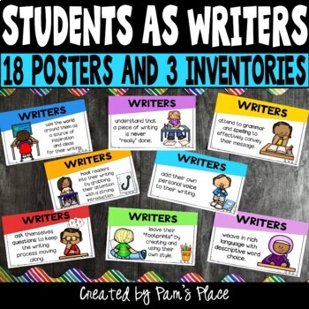 Writers Posters