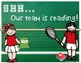 Students at Work Poster Set - Sports Theme