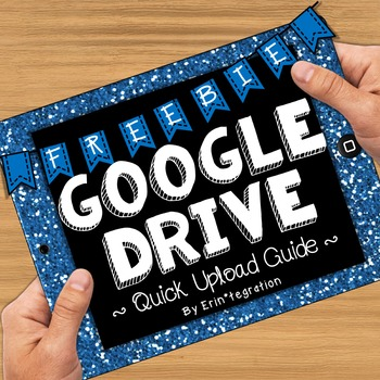 Google Drive App Upload Guide for the iPad