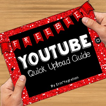 YouTube Upload Guide for the iPad