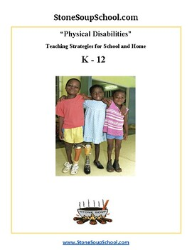 Physical Disabilities Teaching Strategies