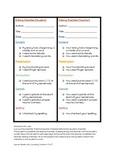 Student/teacher collaborative editing tool K-3