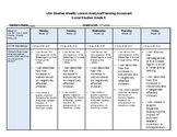 Studies Weekly 5th Grade Social Studies Lesson Plan Week 12