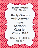 Studies Weekly Study Guides - Second Quarter Weeks 8-13 Fi