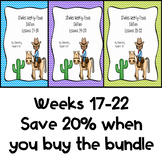 Studies Weekly (Weeks 17-22)- Texas Edition--BUNDLE