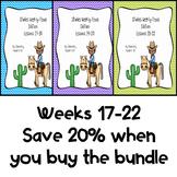 Studies Weekly (Weeks 17-22)- Texas Edition--BUNDLE-3rd Grade
