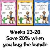 Studies Weekly (Weeks 23-28)- Texas Edition--BUNDLE-3rd Grade