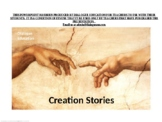 Studies of Religion -Creation Stories