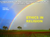 Studies of Religion - Ethics in Religion