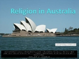 Studies of Religion - Religion in Australia