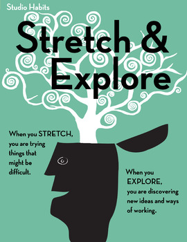 Studio Habits: Stretch and Explore