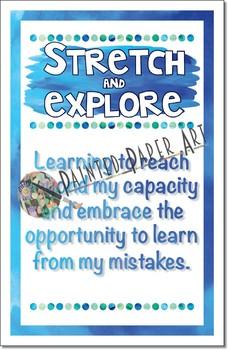 Studio Habits of Mind Posters