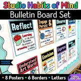 Studio Habits of Mind Posters: Marker Printables for Art R