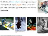 Studio Thinking Habit of Mind Stretch & Explore Lesson