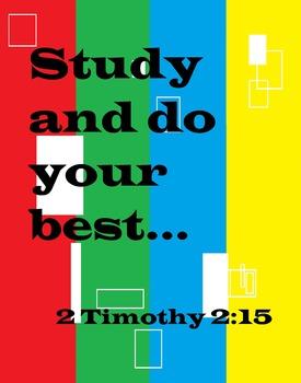Study POSTER
