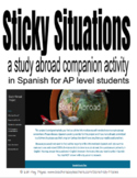 Sticky Situations Study Abroad Ancillary Activities