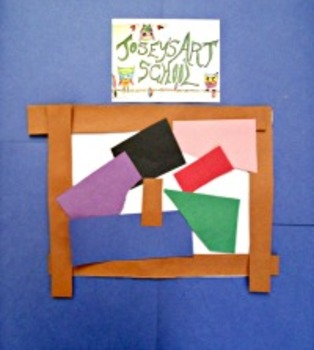 Art lesson Teach Henri Matisse to Pre-k to 3rd The Snail Art History and Project