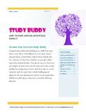 Study Buddy - Study Skills Packet (3rd-5th grade)