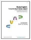 Study English: Turquoise Boy - A Navajo Legend