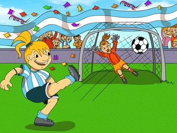 English Flashcards with a Twist!: Sports - Picture Perfect Language Learning