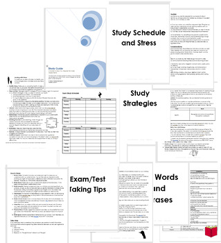 Study Strategies for Students: A Guide to Help Students Study Effectively