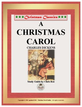 Study Guide: A Christmas Carol Interactive