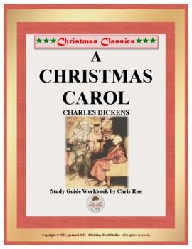 Study Guide: A Christmas Carol Workbook