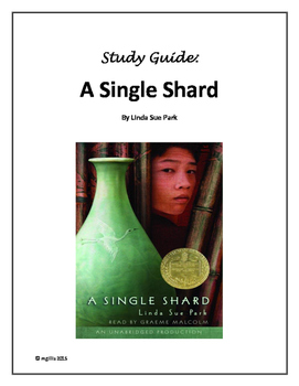 Reading Guide: A Single Shard by Linda Sue Park