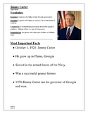 Study Guide-Jimmy Carter