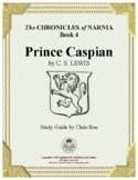 Study Guide for Narnia: Prince Caspian Interactive