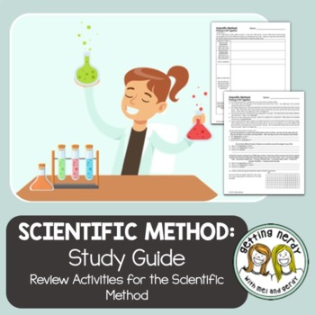 Study Guide - Scientific Method