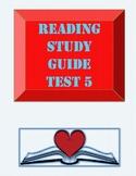SOL Test Prep Quiz 5