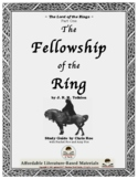 Study Guide: The Fellowship of the Ring Interactive