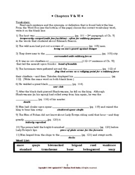 Study Guide: The Return of the King