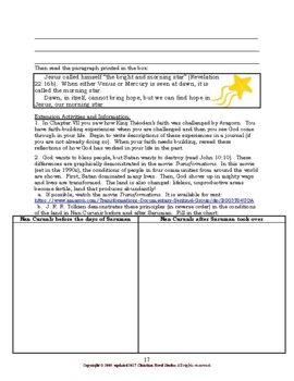 Study Guide: The Two Towers Workbook