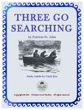 Study Guide: Three Go Searching
