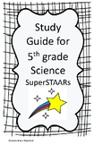 Study Guide for 5th grade Science STAAR