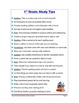 Study Guide for Elementary Students, Teachers and Parents