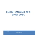 Study Guide for English Language Arts State Tests; GED, OG