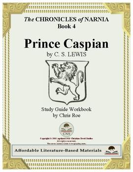 Study Guide for Narnia: Prince Caspian Workbook